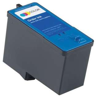 Dell Series 9, MK993 Genuine Original (OEM) ink cartridge, high capacity yield, color