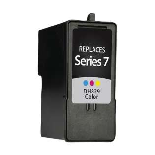 Remanufactured Dell GR277 / Series 7 ink cartridge - high capacity color