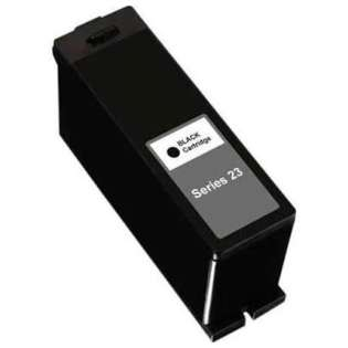 Replacement for Dell T105N / Series 23 cartridge - black