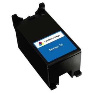 Replacement for Dell T106N / Series 23 cartridge - color