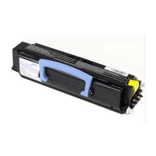 Remanufactured Dell 1700 toner cartridge, 6000 pages, black