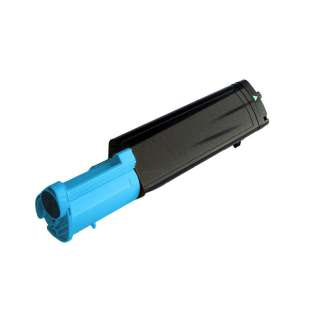 Remanufactured Dell 3010 toner cartridge, 2000 pages, cyan