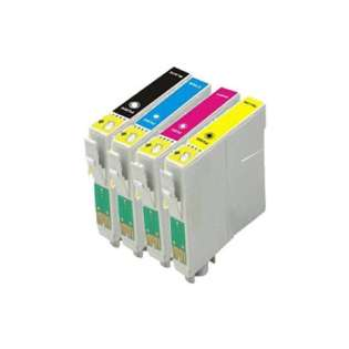 Remanufactured inkjet cartridges Multipack for Epson 212XL - 4 pack - now at 499inks