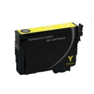 Remanufactured Epson T220XL420 / 220XL cartridge - high capacity pigmented yellow