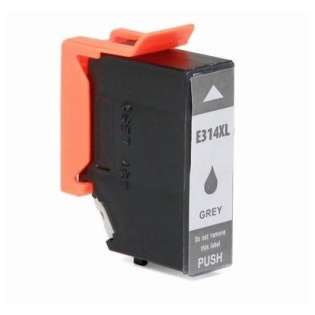 Remanufactured Epson T314XL720-S (314XL) inkjet cartridge - high capacity gray