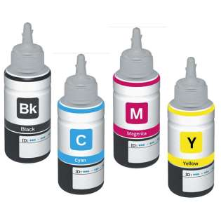 Compatible ink bottles Multipack for Epson 542 - 4 pack