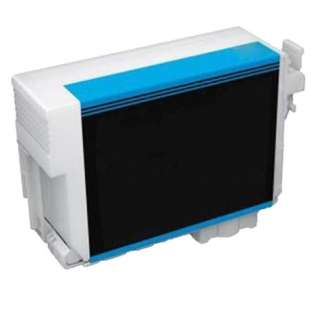 Remanufactured Epson T760220 (760) inkjet cartridge - cyan