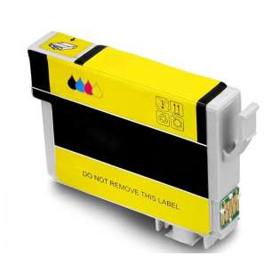Remanufactured Epson T822XL420 (822XL) inkjet cartridge - high capacity yellow