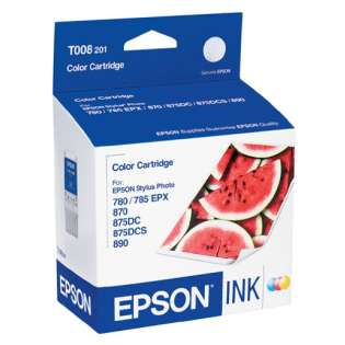 OEM Epson T008201 cartridge - photo