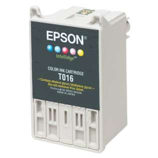 OEM Epson T016201 cartridge - photo