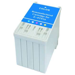 Replacement for Epson T016201 cartridge - color