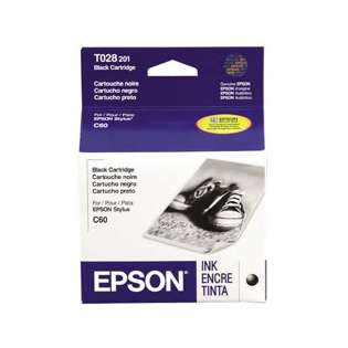 OEM Epson T028201 cartridge - black