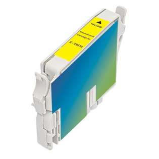 Remanufactured Epson T033420 cartridge - yellow