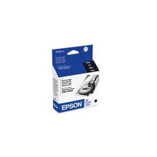 Epson 48, T048120 Genuine Original (OEM) ink cartridge, black