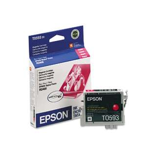 Epson T059320 Genuine Original (OEM) ink cartridge, magenta