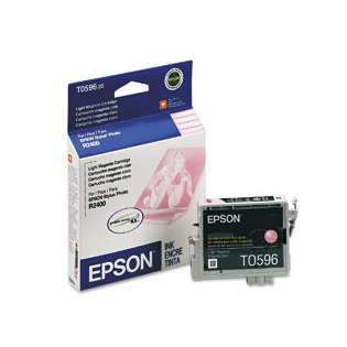 Epson T059620 Genuine Original (OEM) ink cartridge, light magenta