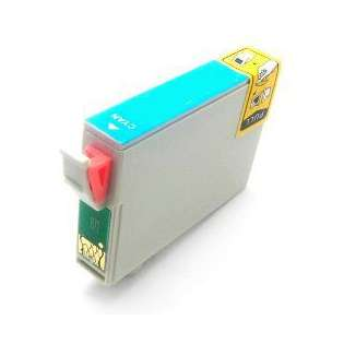 Remanufactured Epson T087220 / 87 cartridge - cyan