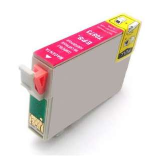 Remanufactured Epson T087320 / 87 cartridge - magenta
