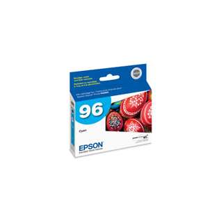 Epson 96, T096220 Genuine Original (OEM) ink cartridge, cyan