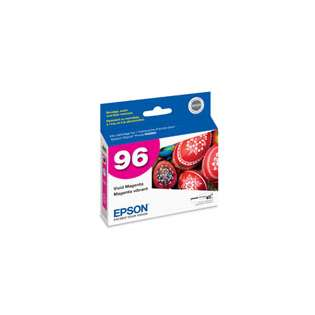 Epson 96, T096320 Genuine Original (OEM) ink cartridge, magenta