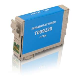 Remanufactured Epson T099220 / 99 cartridge - cyan