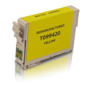 Remanufactured Epson T099420 / 99 cartridge - yellow