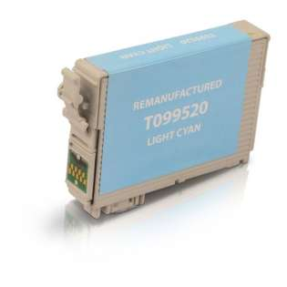 Remanufactured Epson T099520 / 99 cartridge - light cyan