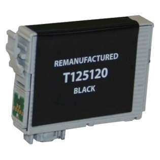 Remanufactured Epson T125120 / 125 cartridge - black