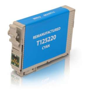 Remanufactured Epson T125220 / 125 cartridge - cyan