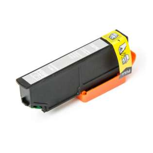 Remanufactured Epson T273XL120 / 273XL cartridge - high capacity pigmented photo black (also replaces Epson 26 / 26XL / 27), 650 pages