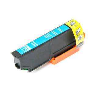 Remanufactured Epson T273XL220 / 273XL cartridge - high capacity pigmented cyan (also replaces Epson 26 / 26XL / 27), 650 pages