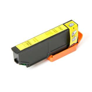 Remanufactured Epson T273XL420 / 273XL cartridge - high capacity pigmented yellow (also replaces Epson 26 / 26XL / 27), 650 pages