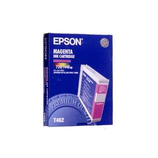 Epson T462011 Genuine Original (OEM) ink cartridge, magenta