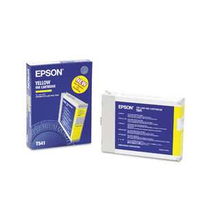OEM Epson T541011 cartridge - yellow