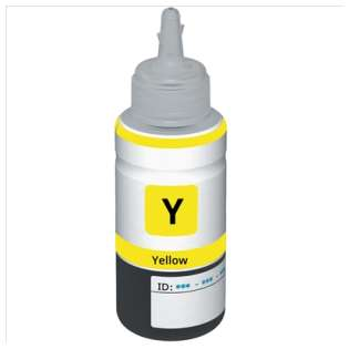 Compatible ink bottle for Epson T542420 (542) - yellow