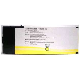 Remanufactured Epson T565400 ink cartridge, yellow, 220 pages