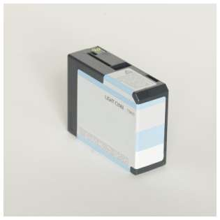 Replacement for Epson T580500 cartridge - light cyan