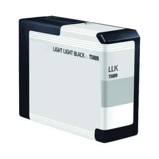 Replacement for Epson T580900 cartridge - light light black