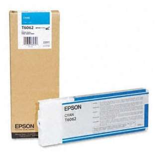 OEM Epson T606200 cartridge - cyan