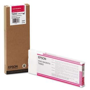 OEM Epson T606300 cartridge - magenta