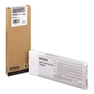 OEM Epson T606900 cartridge - light light black