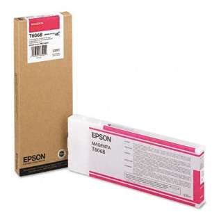 OEM Epson T606B00 cartridge - K3 magenta