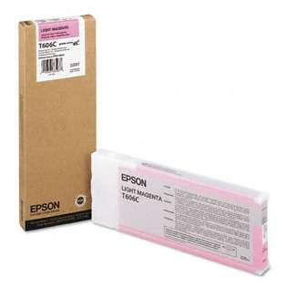 OEM Epson T606C00 cartridge - K3 light magenta