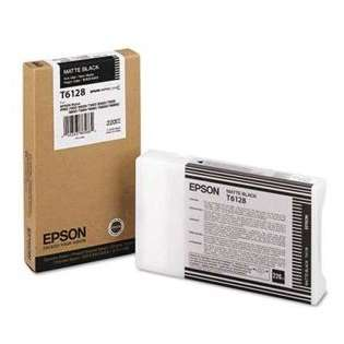 Epson T612800 Genuine Original (OEM) ink cartridge, matte black