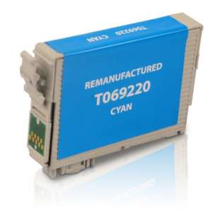 Remanufactured Epson T069220 / 69 cartridge - cyan