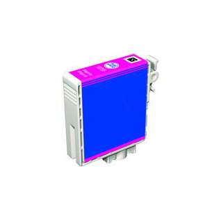 Remanufactured Epson T0753 cartridge - magenta