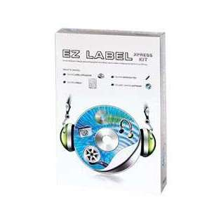 EZ Label Xpress Kit for CD / DVD Labeling