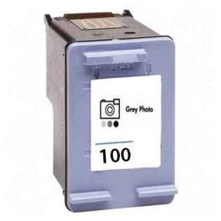 Remanufactured HP 100, C9368AN ink cartridge, gray photo
