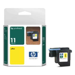 OEM HP C4813A / 11 cartridge - yellow