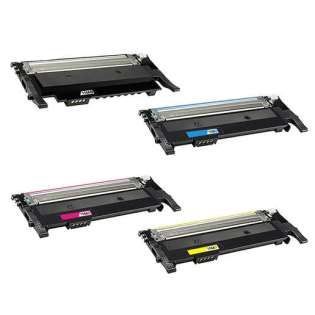 Compatible HP 116A toner cartridges - 4-pack